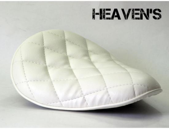 低反発スタンダードフォーム バックサイドアップ ダイヤ アイボリー ヘブンズシート(HEAVEN'S)