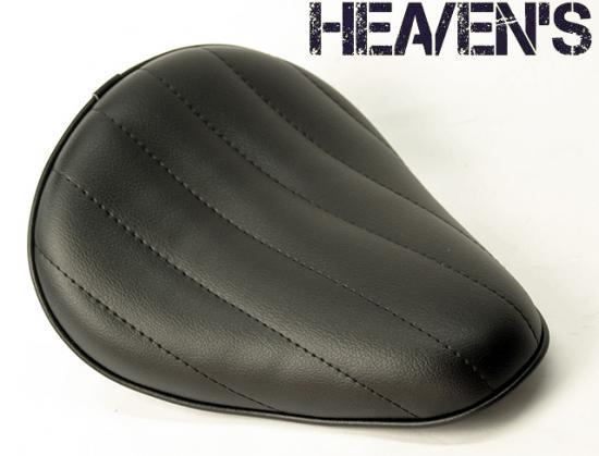 低反発スタンダードフォーム バックサイドアップ バーチカルロール ブラック ヘブンズシート(HEAVEN'S)