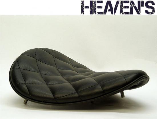 スーパーフラットフォーム バックサイドアップ ダイヤ ブラック ヘブンズシート(HEAVEN'S)