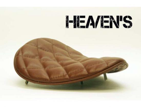 スーパーフラットフォーム バックサイドアップ ダイヤ ブラウン ヘブンズシート(HEAVEN'S)
