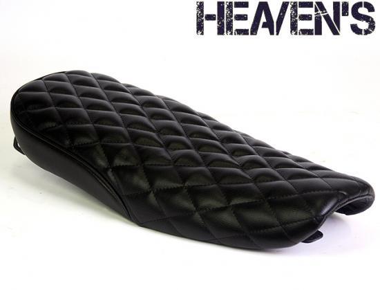 クラシックフラットシート ブラック ダイヤ ヘブンズシート(HEAVEN'S) グラストラッカーBA-NJ4BA(キャブ車)