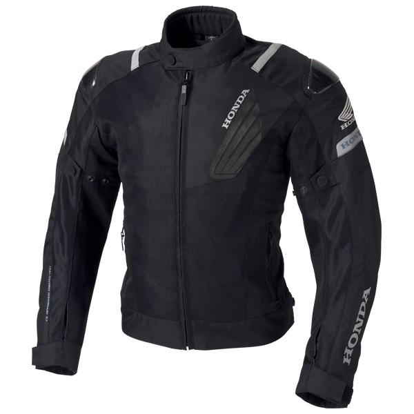 0SYEJ-Y3J-K カーボンプロテクトメッシュジャケット ブラック Lサイズ HONDA(ホンダ)