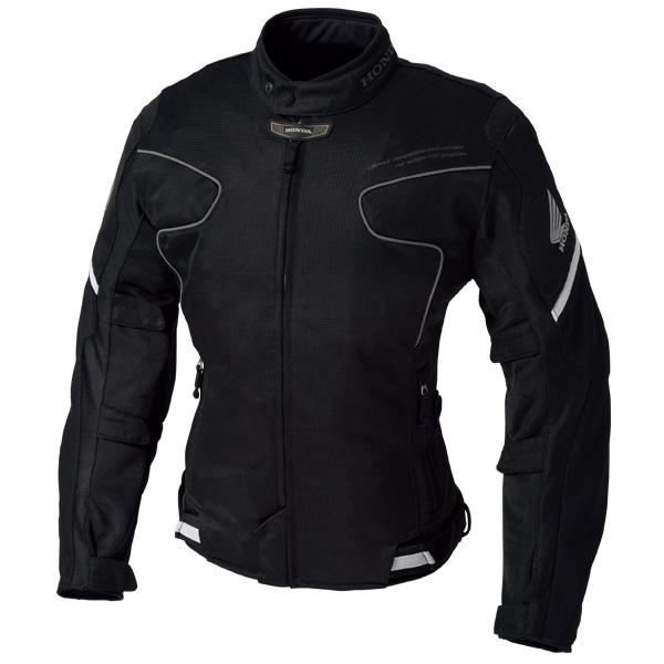 0SYES-Y3F-K ブラッシュメッシュジャケット ブラック Mサイズ HONDA(ホンダ)