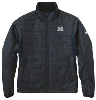 0SYTH-X5M-KM アクティブパディングジャケット (ブラック) Mサイズ HONDA(ホンダ)