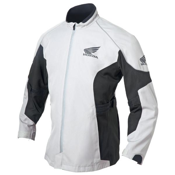 0SYTH-Y3M-W ミドルツアラージャケット プラチナ/ブラック LLサイズ HONDA(ホンダ)