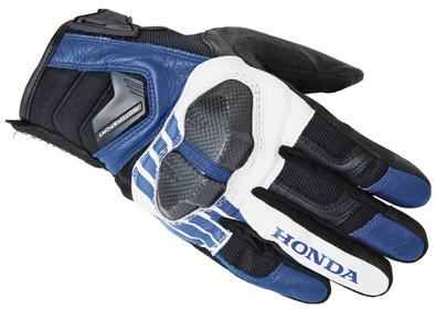 0SYTP-X6C-BM アームドウインターグローブ (ブルー) Mサイズ HONDA(ホンダ)
