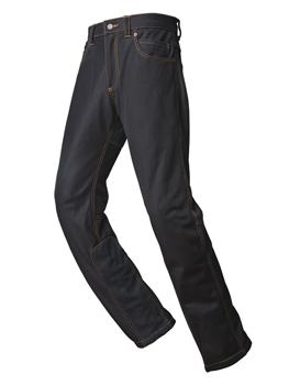 0SYEX-Y2D-K メッシュ・デニムスタイルパンツ ブラック Mサイズ HONDA(ホンダ)