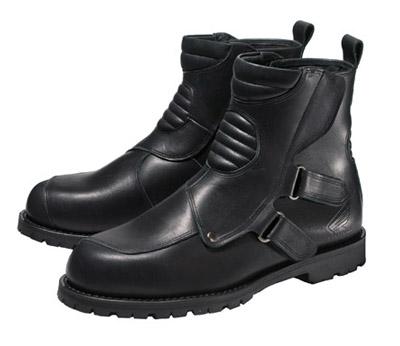 0SYTL-T73-K ショートブーツ ブラック 24.0cm HONDA(ホンダ)