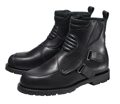 0SYTL-T73-K ショートブーツ ブラック 26.0cm HONDA(ホンダ)