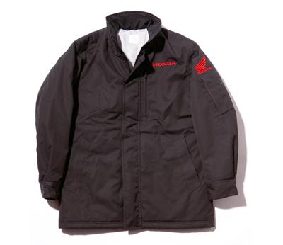 【高価値】 0SYTN-R3F-K ブラック テフロンスタッフウォームジャケット HONDA(ホンダ) ブラック 3Lサイズ 3Lサイズ HONDA(ホンダ), アタゴ:c54dd17b --- konecti.dominiotemporario.com