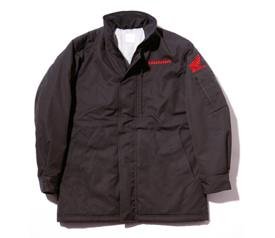 0SYTN-R3F-K テフロンスタッフウォームジャケット ブラック Lサイズ HONDA(ホンダ)