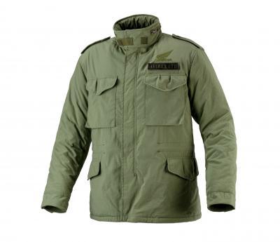 0SYTN-W36-A M-65フィールドジャケット(AVREXアビレックスコラボ) セージグリーン Sサイズ HONDA(ホンダ)