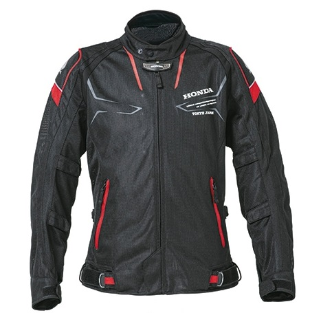 ヴェロシティメッシュジャケット ブラック 4Lサイズ HONDA(ホンダ)
