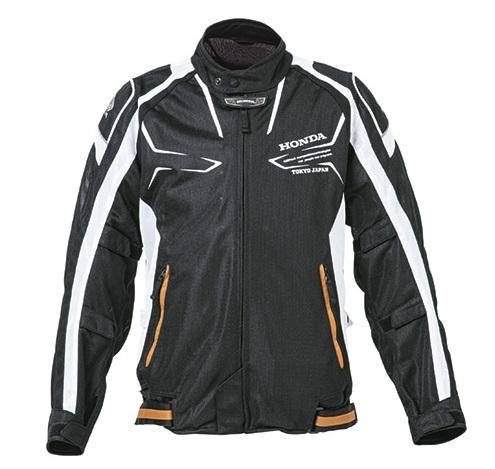ヴェロシティメッシュジャケット ホワイト Lサイズ HONDA(ホンダ)