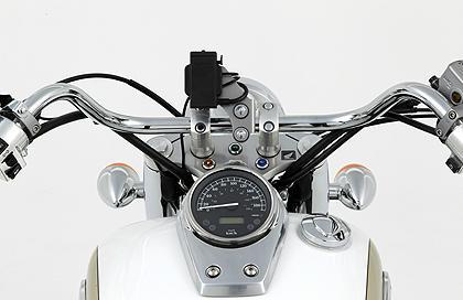 シャドウ750(SHADOW)/シャドウファントム ナビゲーションG3取付アタッチメント HONDA(ホンダ)
