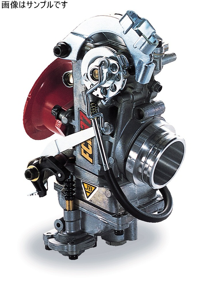 KEIHIN FCRΦ41 キャブレターキット(ホリゾンタル)チョーク付 JB POWER(BITO R&D) XR600