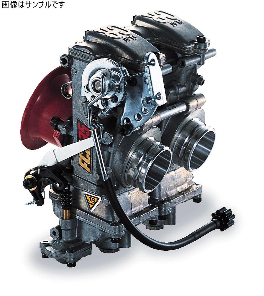 KEIHIN FCRΦ28 キャブレターキット(ホリゾンタル) JB POWER(BITO R&D) Z250FT