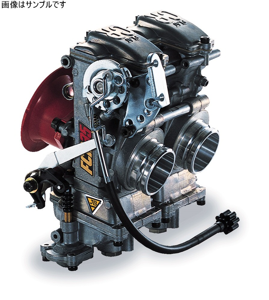 KEIHIN FCRΦ32 キャブレターキット(ホリゾンタル) JB POWER(BITO R&D) Z250FT