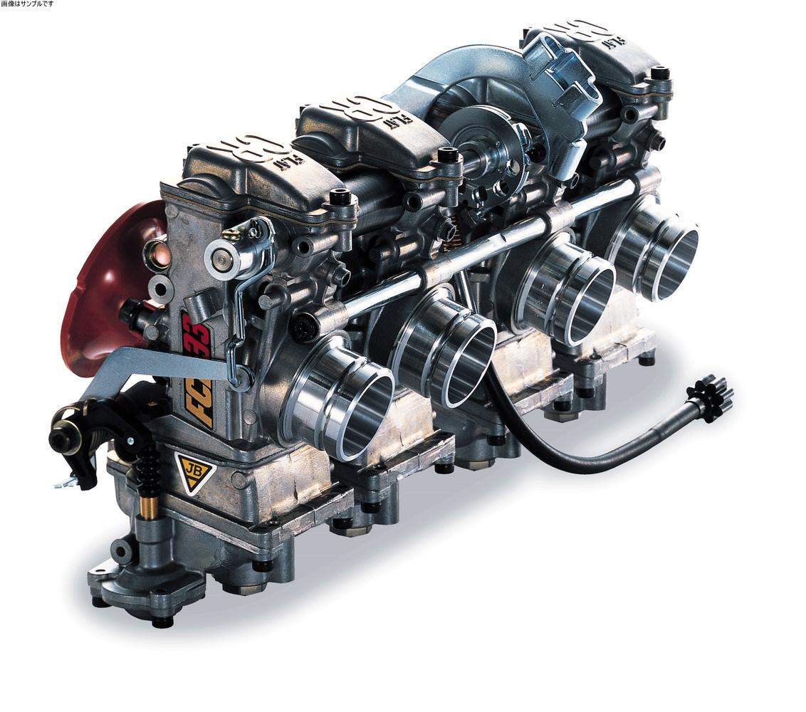 KEIHIN FCRΦ33 キャブレターキット(ホリゾンタル) JB POWER(BITO R&D) Z400GP