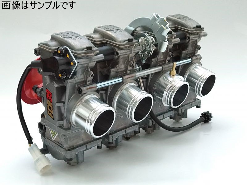 KEIHIN FCRΦ37 キャブレターキット(ホリゾンタル) JB POWER(BITO R&D) ZRX1200R