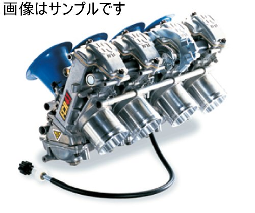KEIHIN FCRΦ33 キャブレターキット(ダウンドラフト/キャブピッチ 71-96-71)差込外径Φ38 JB POWER(BITO R&D) FZR400R(89年)