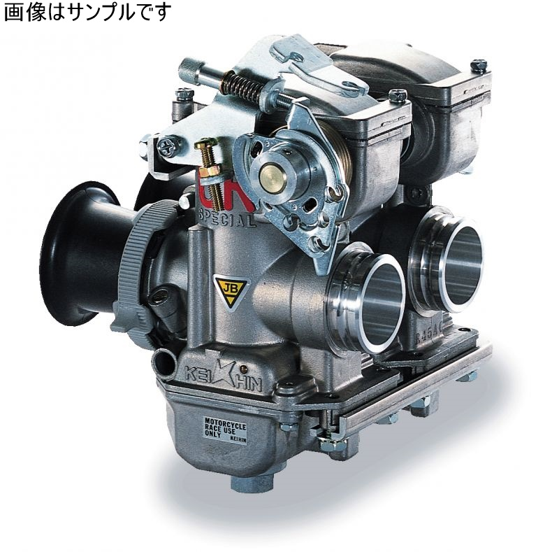 KEIHIN CR33Φ キャブピッチ108mmキャブレター JB POWER(BITO R&D) GS400/E