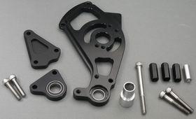 CB750K(CB750KZ-CB750KA) ドライブスプロケットカバー ブラック J's(ジェイズ)