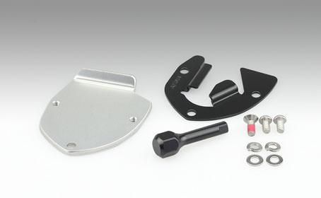 サイドスタンドワイドプレート&エクステンション KIJIMA(キジマ) ZRX1200 DAEG(ダエグ)