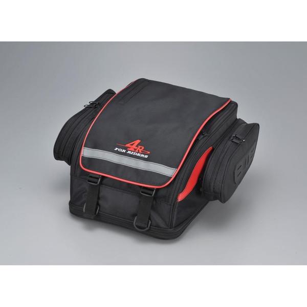 ツーリングシートバッグM ラディアトス 16リットル 260×350×180(+80) 4R(フォーアール)