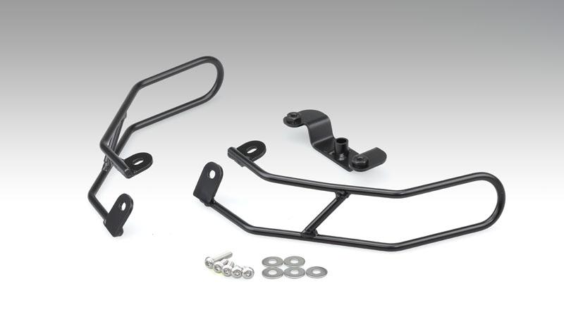 セール特別価格 送料無料 バッグサポート 左右セット 低廉 ブラック キジマ MC51 KIJIMA CBR250RR