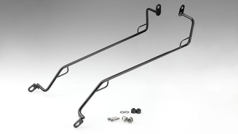 バッグサポート ブラック KIJIMA(キジマ) V-STROM650/XT ABS(17年)