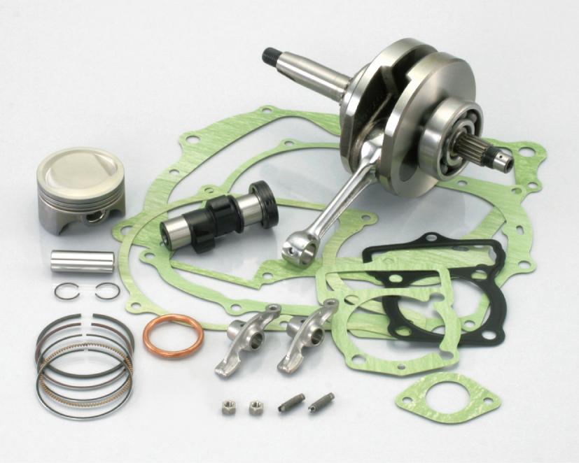 XR100モタード バージョンアップキット ULTRA-SE115/125cc→ULTRA-SE/SE-PRO145cc/鍛造ピストン仕様 KITACO(キタコ)