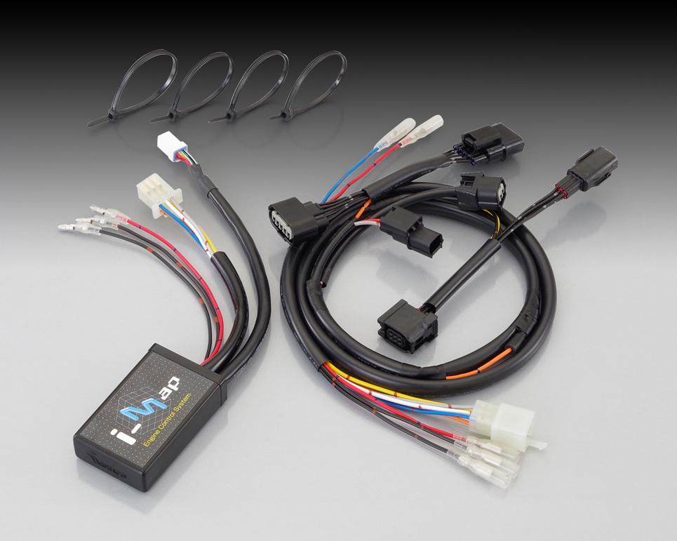 i-map カプラーオンセット (インジェクションコントローラー) KITACO(キタコ) PCX125(JF56)