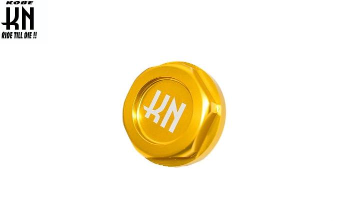 ホンダ系純正タンク用アルミガソリンキャップ ゴールド KN企画 モンキー 高額売筋 世界の人気ブランド MONKEY