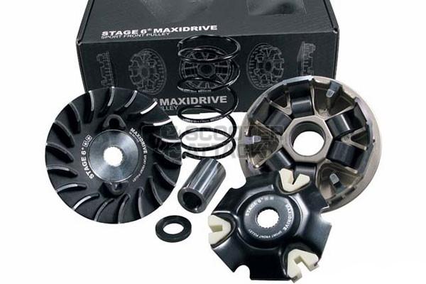 Variator Kit Stage6 MAXIDRIVE KN企画 Vespa LX 125cc