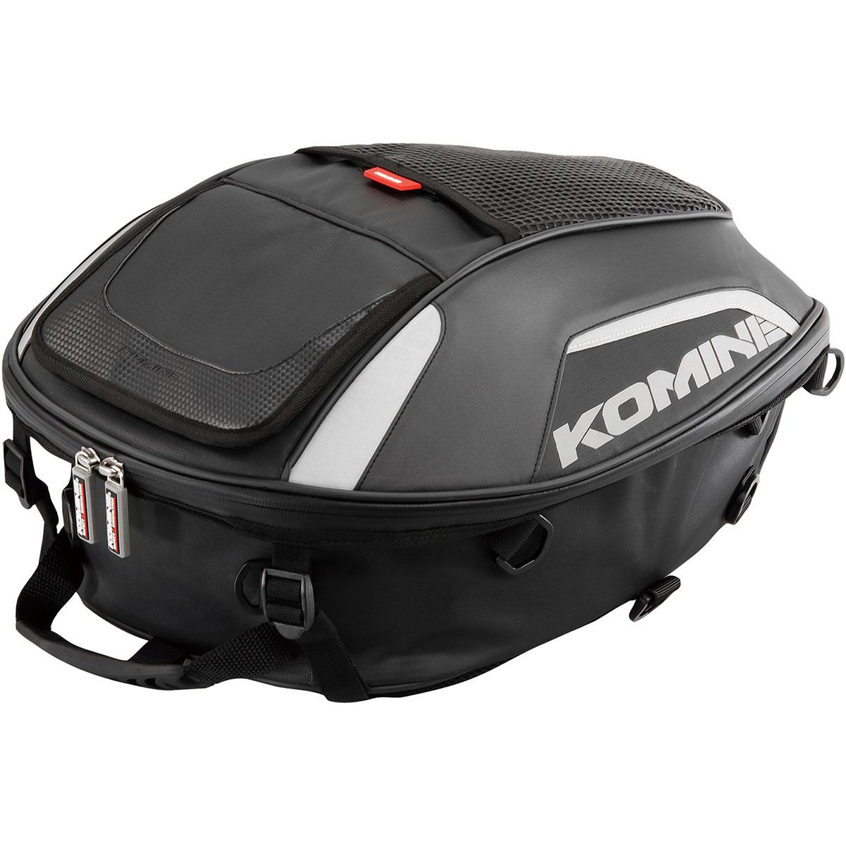 SA-239 ツーリングシートバッグ ブラック コミネ(KOMINE)