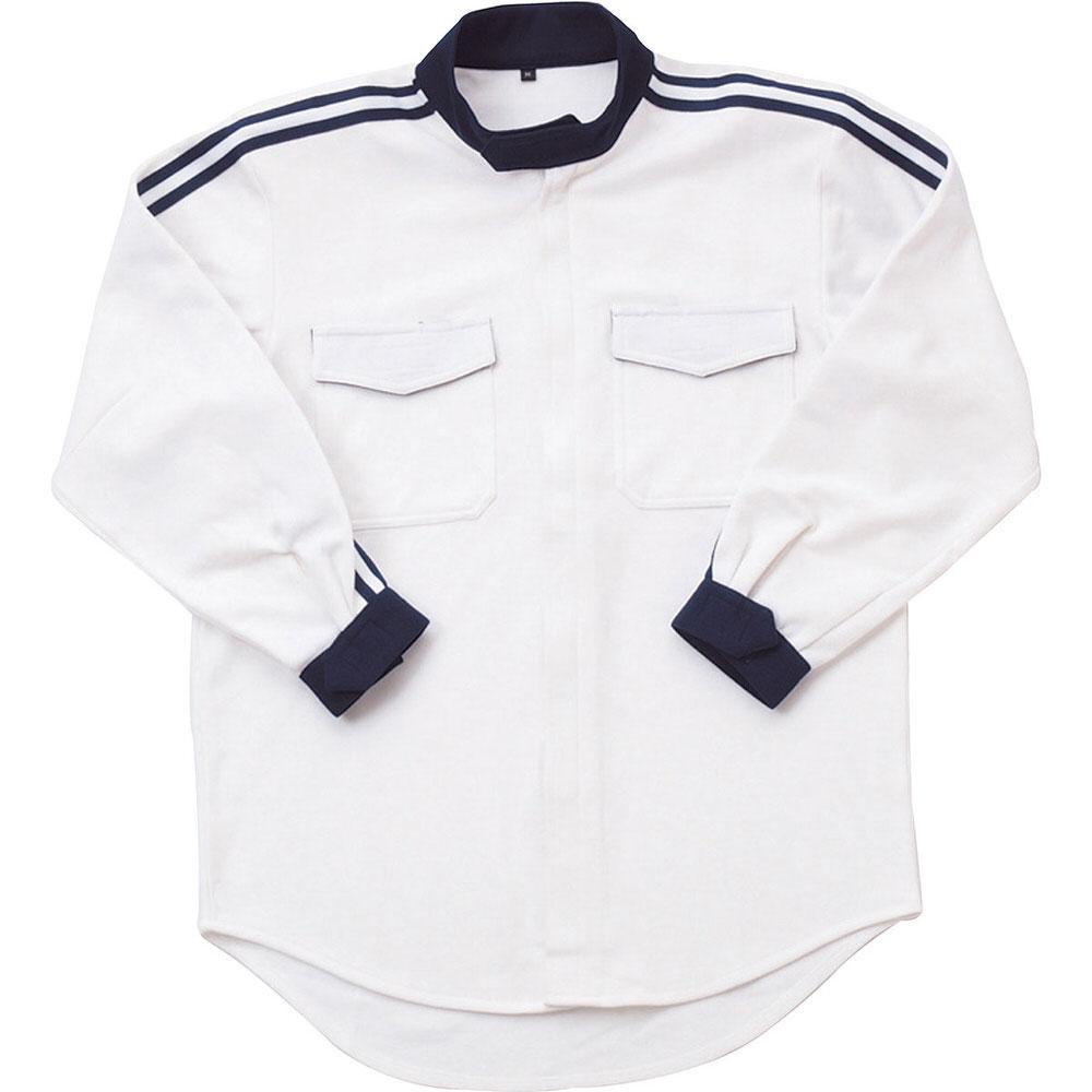03-928 インストラクタージャケット ハイネック ホワイト Mサイズ コミネ(KOMINE)