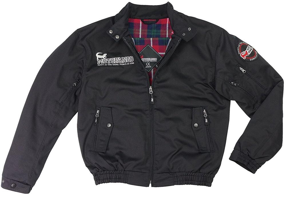JK-591 07-591 プロテクトスイングトップジャケット ブラック Mサイズ コミネ(KOMINE)