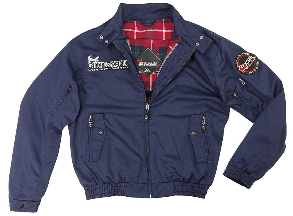 JK-591 07-591 プロテクトスイングトップジャケット ネイビー Mサイズ コミネ(KOMINE)