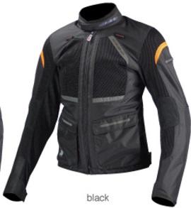 JK-102(07-102)プロテクトツーリングメッシュジャケット ブラック 2XLサイズ コミネ(KOMINE)