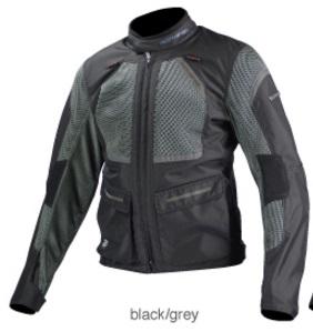 JK-102(07-102)プロテクトツーリングメッシュジャケット ブラックグリーン XLサイズ コミネ(KOMINE)