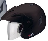 HK-165 01-165 エーラヘルメット ブラック Mサイズ コミネ(KOMINE)