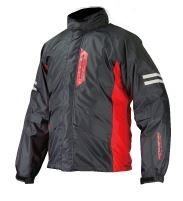 03-539 RK-539 ブレスターレインウェア フィアート ブラック XLサイズ コミネ(KOMINE)