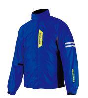 03-539 RK-539 ブレスターレインウェア フィアート ディープブルー 4XLBサイズ コミネ(KOMINE)