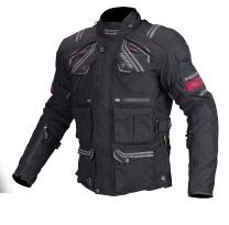 JK-593 07-593 プロテクトフルイヤーツーリングジャケット ブラック Sサイズ コミネ(KOMINE)