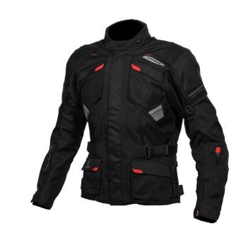 JK-142 プロテクトアドベンチャーメッシュジャケット ブラック 3XLサイズ コミネ(KOMINE)