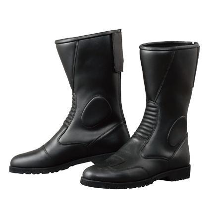 K202 バックジッパーワイドブーツ コミネ(KOMINE)ブーツ・シューズ