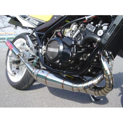 鏡面ステンレスクロスチャンバー(SUS304) K2-tec(ケイツーテック) TZR125