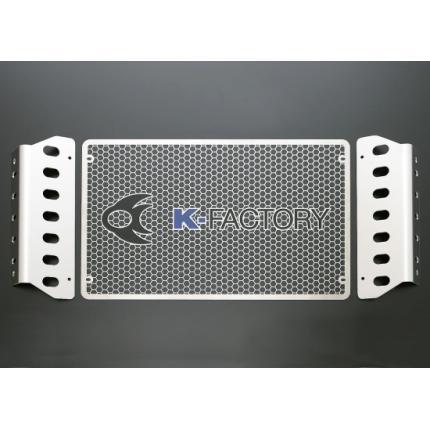 ラジエターコアガード Aタイプ X-4 K-FACTORY(ケイファクトリー)
