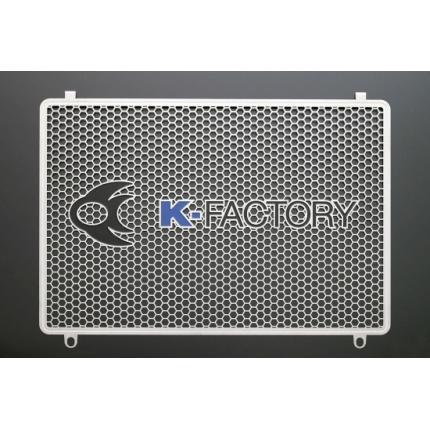ラジエターコアガード ステンレス Aタイプ ZRX1100 K-FACTORY(ケイファクトリー)